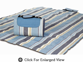 Picnic Plus Small Mega Mat Blue Chambray