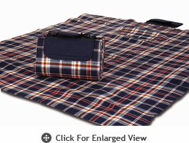 Picnic Plus Small Mega Mat Nautical Navy