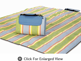Picnic Plus Small Mega Mat Sea Breeze Stripe
