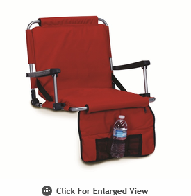 Picnic Plus Stadium Seat Red