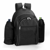 Picnic Plus Stratton 4 Person Picnic Backpack Black