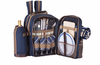 Picnic Plus Tremont 4 Person Picnic Backpack Navy