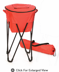 Picnic Plus Tub Cooler Red