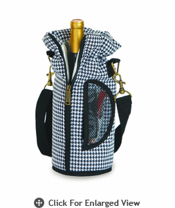 Picnic Plus Wine Pouch Houndstooth