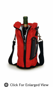 Picnic Plus Wine Pouch Red