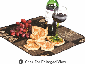 Picnic Plus Wine Trail Coasters (4)