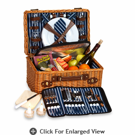 Picnic Plus Wynberrie 4 Person Picnic Basket