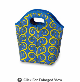 Picnic Plus Zesty Lunch Bag Curlee Blue