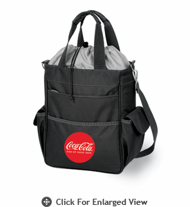 Picnic Time Activo  Coca-Cola - Black