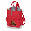 Picnic Time Activo Cooler Tote  Cornell University Bears Red
