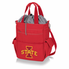 Picnic Time Activo Cooler Tote  Iowa State Cyclones Red