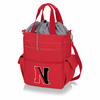 Picnic Time Activo Cooler Tote  Northeastern University Huskies Red