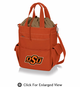 Picnic Time Activo Cooler Tote  Oklahoma State Cowboys Orange