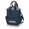 Picnic Time Activo Cooler Tote  University of Connecticut Navy Blue