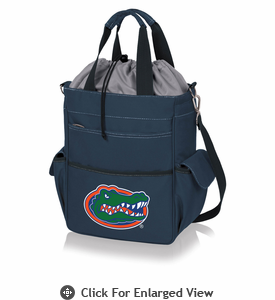 Picnic Time Activo Cooler Tote  University of Florida Gators Navy Blue