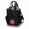 Picnic Time Activo Cooler Tote  University of Louisiana Black w/ Grey