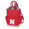 Picnic Time Activo Cooler Tote  University of Nebraska Red