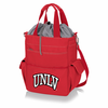 Picnic Time Activo Cooler Tote  University of Nevada Las Vegas Red