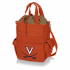 Picnic Time Activo Cooler Tote  University of Virginia Cavaliers Orange