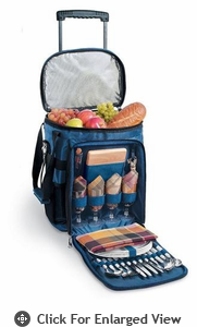 Picnic Time�  Avalanche Picnic Pack for 4
