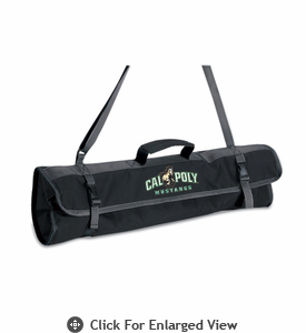 Picnic Time BBQ Tote Cal Poly Mustangs
