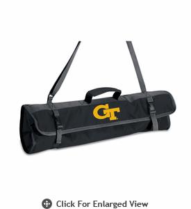 Picnic Time BBQ Tote Georgia Tech Yellow Jackets
