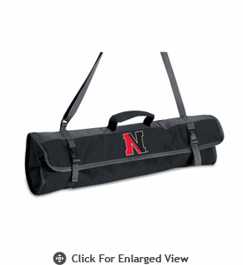Picnic Time BBQ Tote Northeastern University Huskies