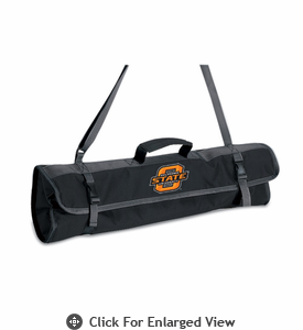 Picnic Time BBQ Tote Oklahoma State Cowboys