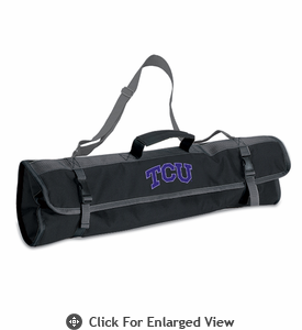 Picnic Time BBQ Tote TCU Horned Frogs