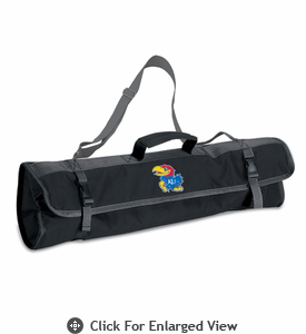 Picnic Time BBQ Tote University of Kansas Jayhawks
