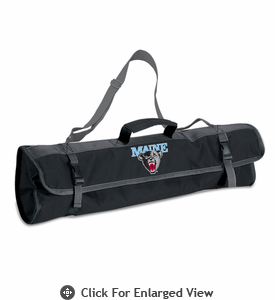Picnic Time BBQ Tote University of Maine Black Bears