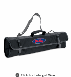 Picnic Time BBQ Tote University of Mississippi Rebels
