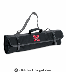 Picnic Time BBQ Tote University of Nebraska Cornhuskers
