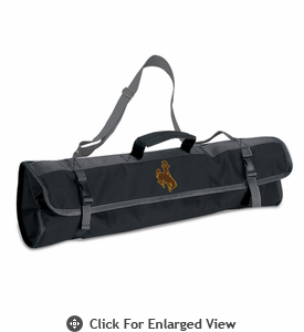 Picnic Time BBQ Tote University of Wyoming Cowboys