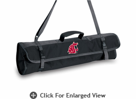 Picnic Time BBQ Tote Washington State Cougars