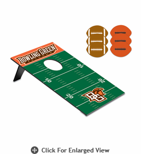 Picnic Time Bean Bag Throw-Football Bowling Green State Falcons