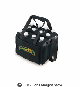 Picnic Time Beverage Buddy 12 Pack - Black Baylor University Bears