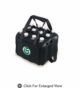 Picnic Time Beverage Buddy 12 Pack - Black Colorado State Rams