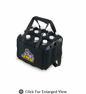 Picnic Time Beverage Buddy 12 Pack - Black James Madison University Dukes