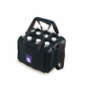 Picnic Time Beverage Buddy 12 Pack - Black Northwestern University Wildcats