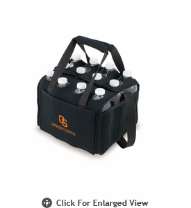 Picnic Time Beverage Buddy 12 Pack - Black Oregon State Beavers