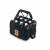 Picnic Time Beverage Buddy 12 Pack - Black Syracuse University Orange