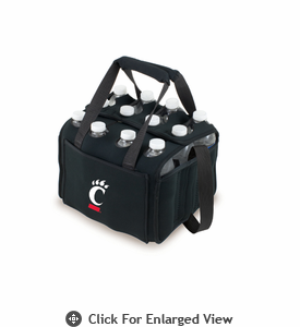 Picnic Time Beverage Buddy 12 Pack - Black University of Cincinnati Bearcats