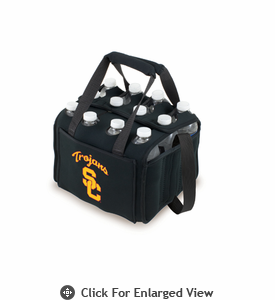 Picnic Time Beverage Buddy 12 Pack - Black USC Trojans