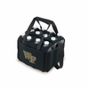 Picnic Time Beverage Buddy 12 Pack - Black Wake Forest Demon Deacons