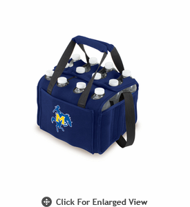 Picnic Time Beverage Buddy 12 Pack - Navy Blue McNeese State Cowboys