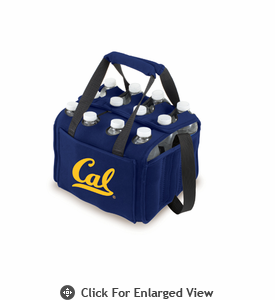 Picnic Time Beverage Buddy 12 Pack - Navy Blue UC Berkeley Golden Bears