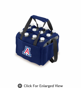 Picnic Time Beverage Buddy 12 Pack - Navy Blue University of Arizona Wildcats