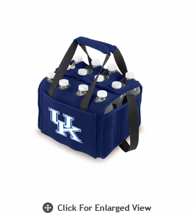 Picnic Time Beverage Buddy 12 Pack - Navy Blue University of Kentucky Wildcats