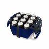 Picnic Time Beverage Buddy 12 Pack - Navy Blue University of Maine Black Bears